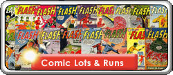 Comic Lots & Runs