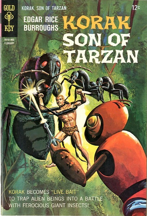 Korak Son Of Tarzan - Primary