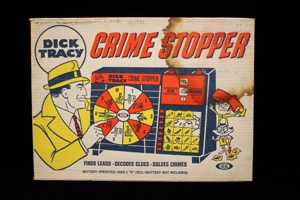 Dick Tracy Crime Stopper - Primary