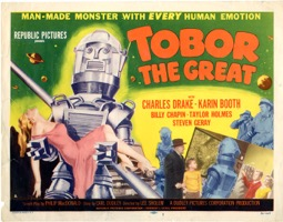 Tobor The Great 1954 - Primary