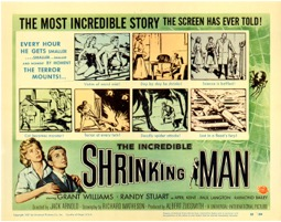 Incredible Shrinking Man 1957 - Primary