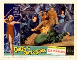 Queen Of Outer Space 1958 - Primary
