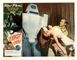 Target Earth 1954 - Primary