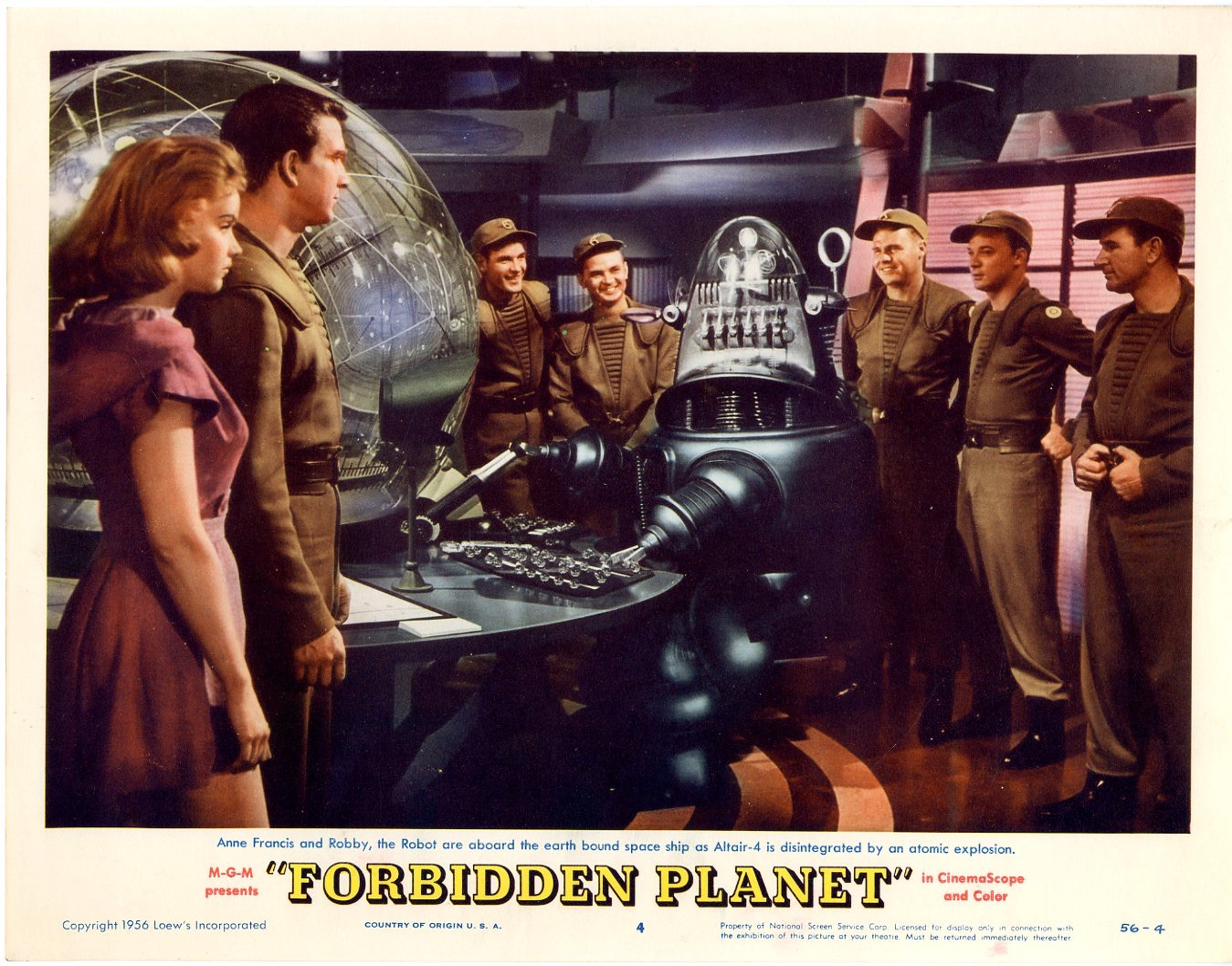 forbidden planet comparison to shakespeares the Forbidden planet (1956) ads start streaming download hd share tweet pin it google+ email whatsapp a starship crew goes to investigate the silence of a planet's colony only to find two survivors and a deadly secret that one of them has.