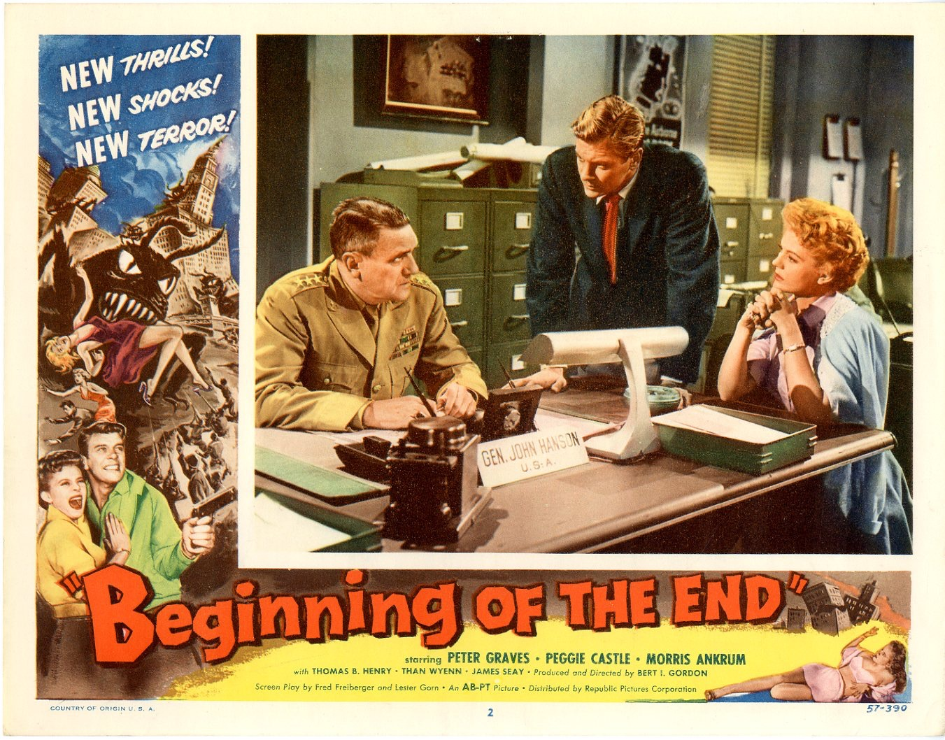 Beginning Of The End 1957 - 478