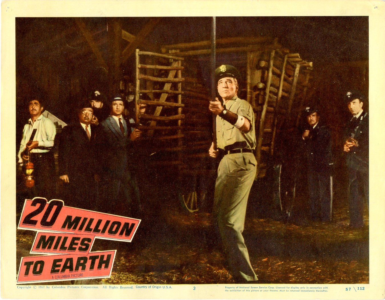 20 Million Miles To Earth 1957 - 395