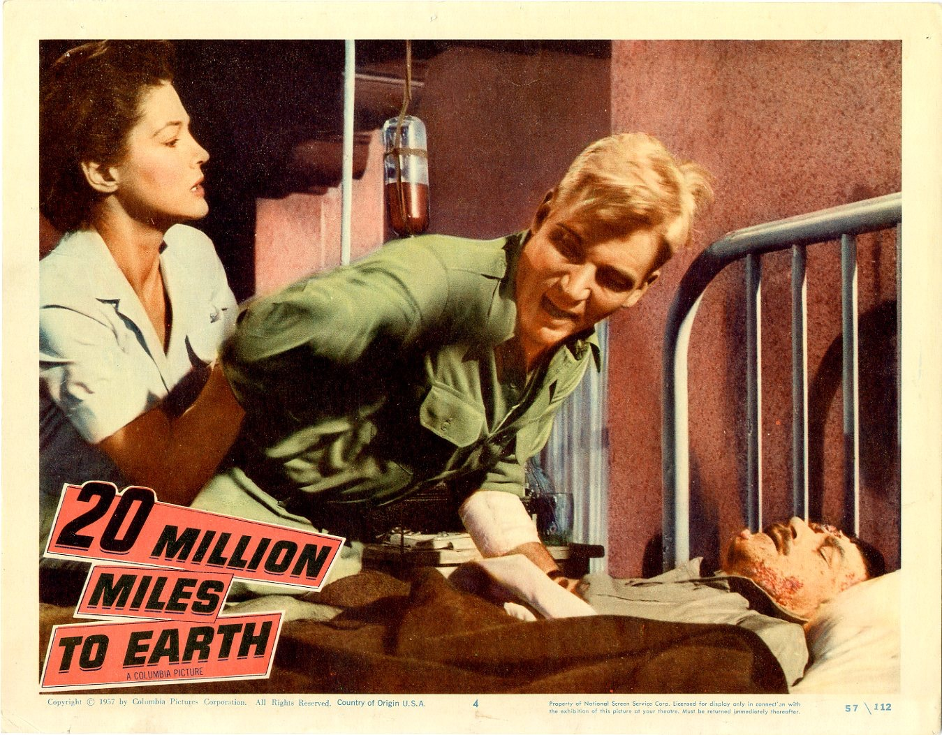 20 Million Miles To Earth 1957 - 396