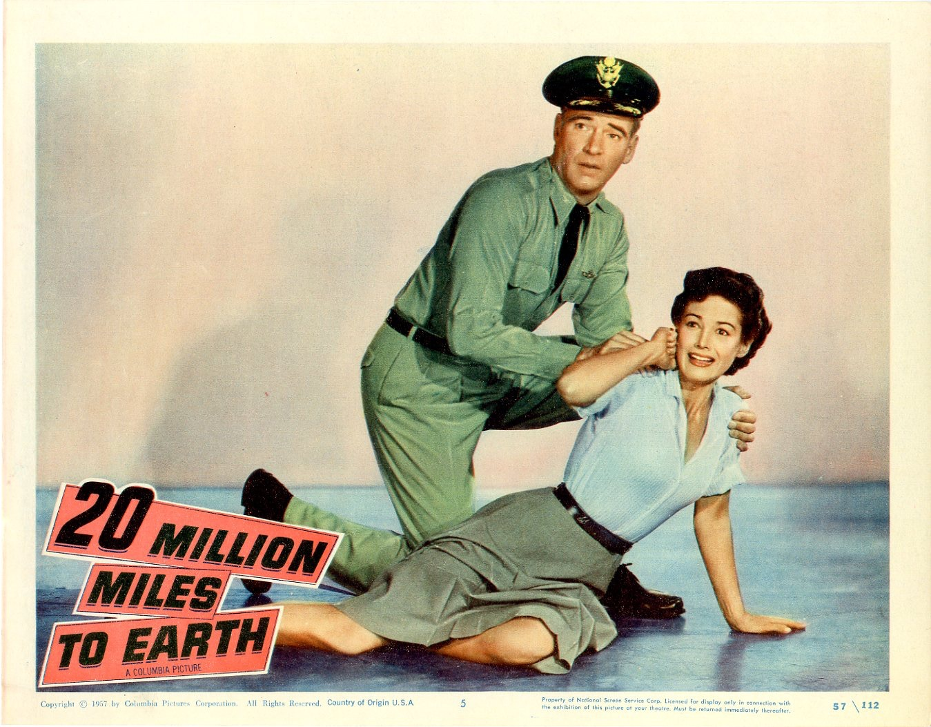 20 Million Miles To Earth 1957 - 397