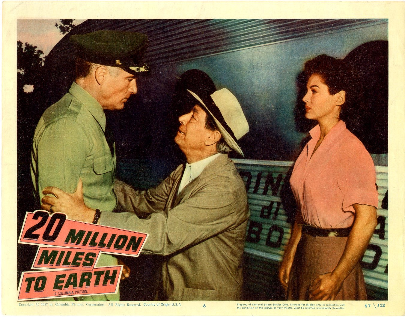 20 Million Miles To Earth 1957 - 398
