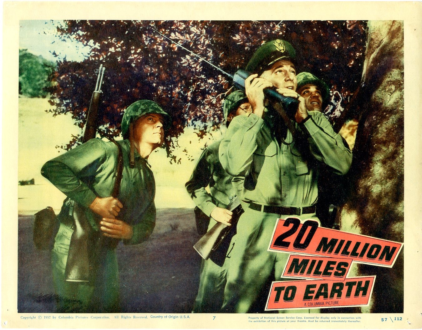 20 Million Miles To Earth 1957 - 399