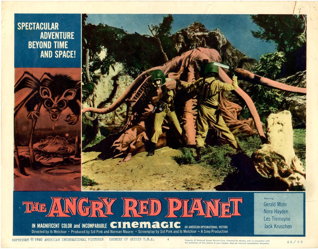 Angry Red Planet   1960 - 403