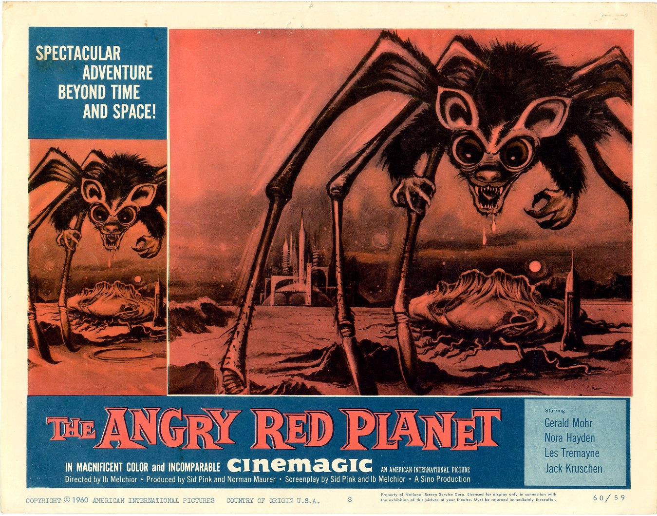 Angry Red Planet   1960 - 407
