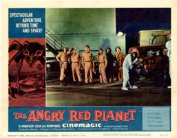Angry Red Planet   1960 - Primary