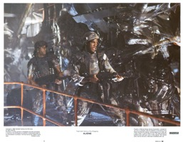 Aliens  1986      8 Lobby Card Set  - Primary