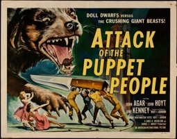 Attack Of The Puppet People 1958 - Primary