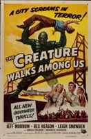 Creature Walks Among Us 1956 - Primary