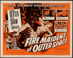 Fire Maidens Of Outer Space 1956 - Primary