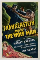 Frankenstein Meets The Wolf Man 1943 - Primary