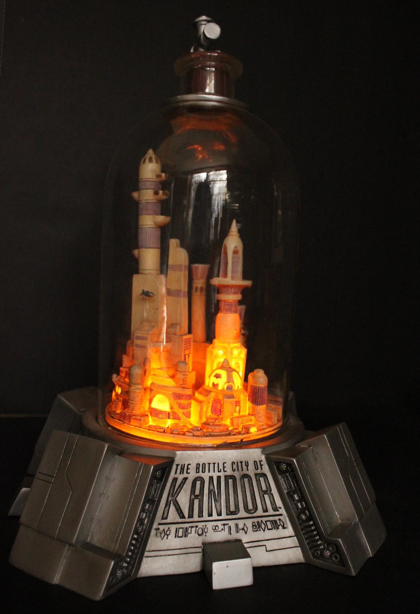 bottle city of kandor