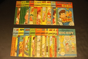 Adventures Of Big Boy   Lot Of 22 Books - Primary