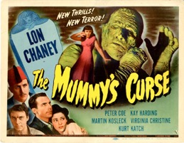 The Mummy's Curse 1945 - Primary