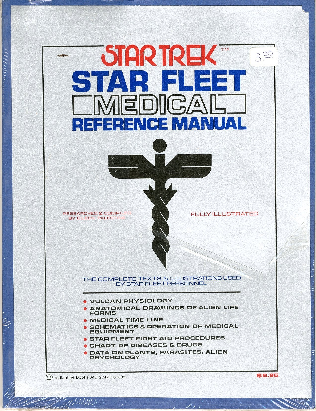 Starfleet medical reference manual