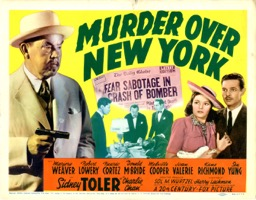 Murder Over New York 1940 - Primary