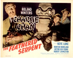 Feathered Serpent 1948 Charlie Chan - Primary