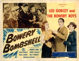 Bowery Bombshell   1946  8 Lobby Card Set - Primary