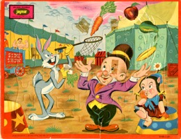 Bugs Bunny Puzzle - Primary