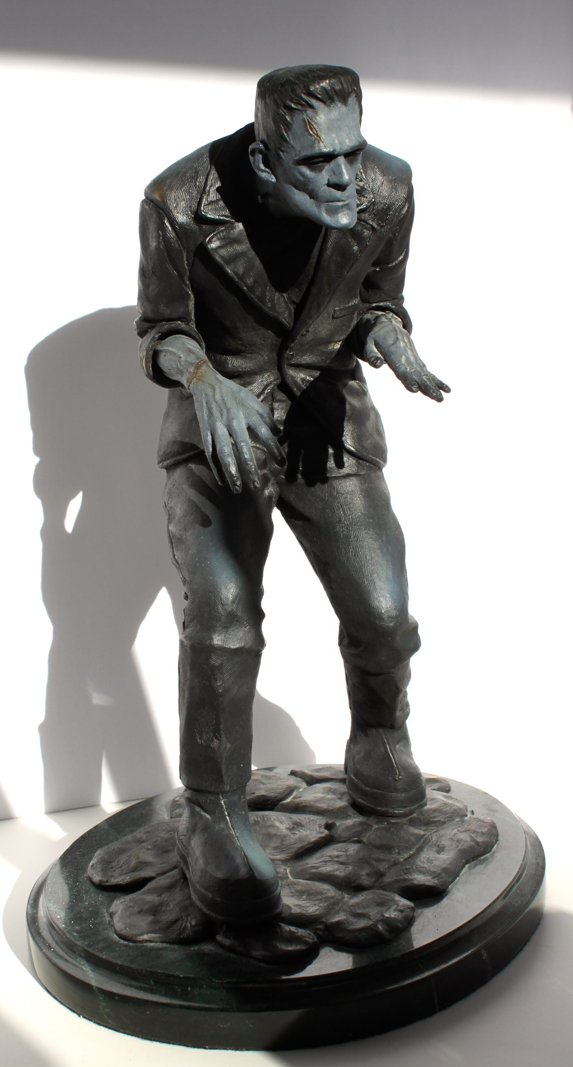 Monster Of Frankenstein Bronze - 17919