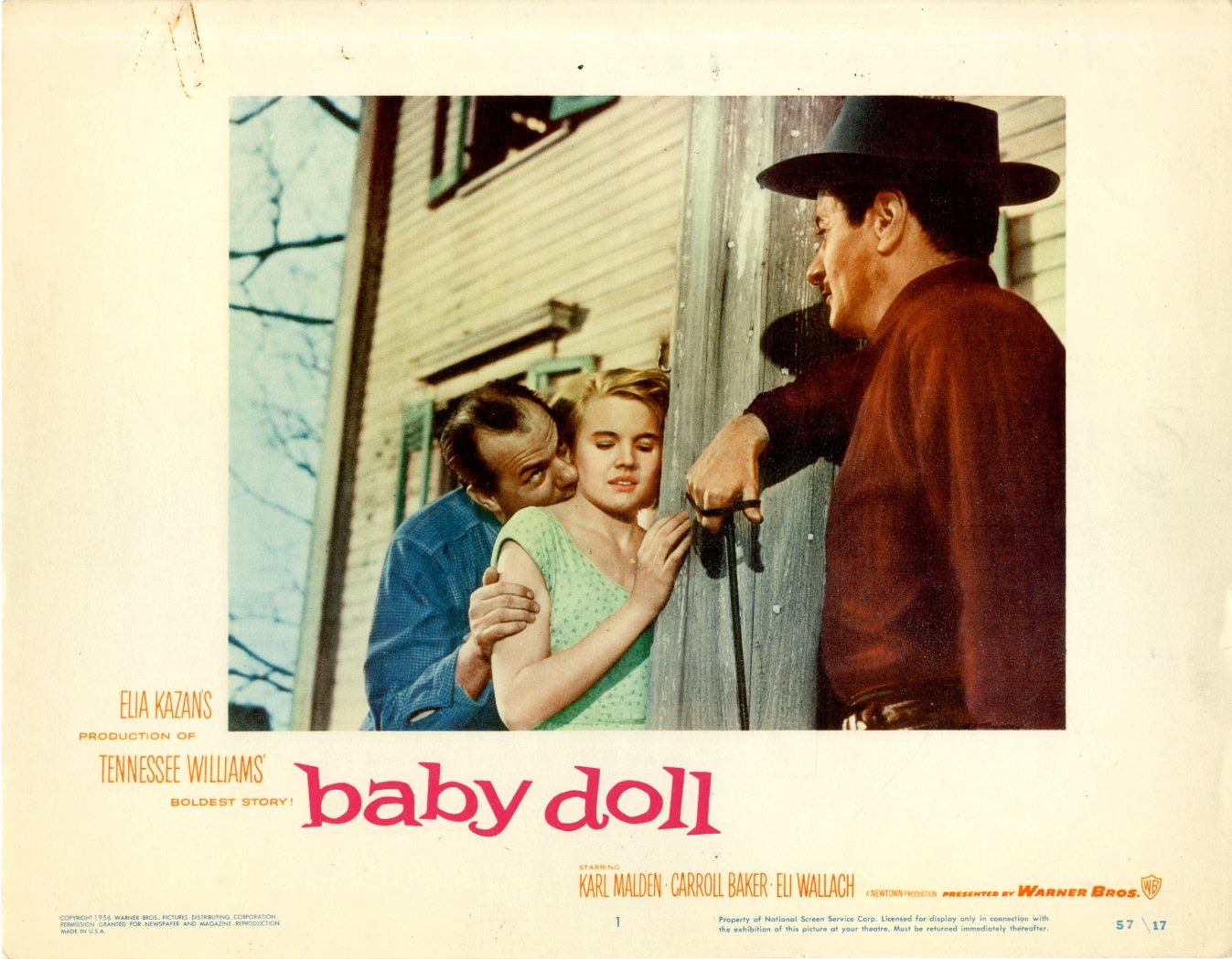 Baby Doll 1957 - Primary