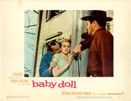 Baby Doll    1957  8 Lobby Card Set - Primary
