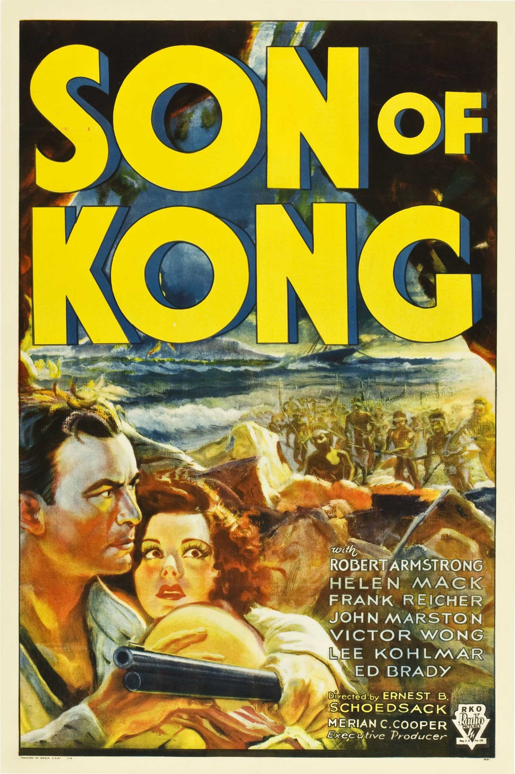 Son Of Kong 1933 - Primary