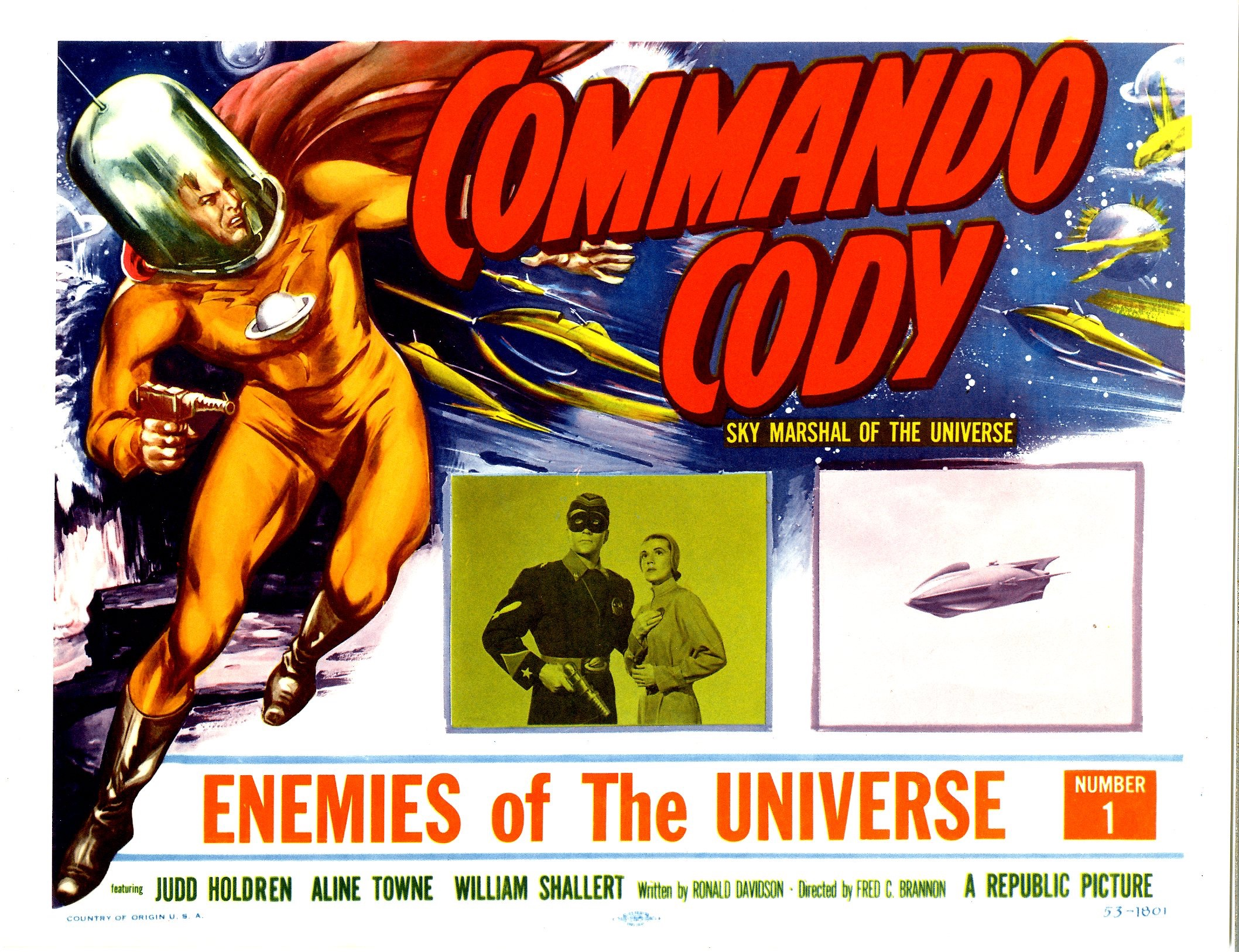 Commando Cody - Primary