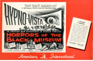 Horrors Of The Black Museum 1959 - Primary