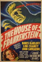 House Of Frankenstein 1944 - Primary