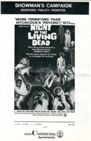 Night Of The Living Dead    Press Book - Primary
