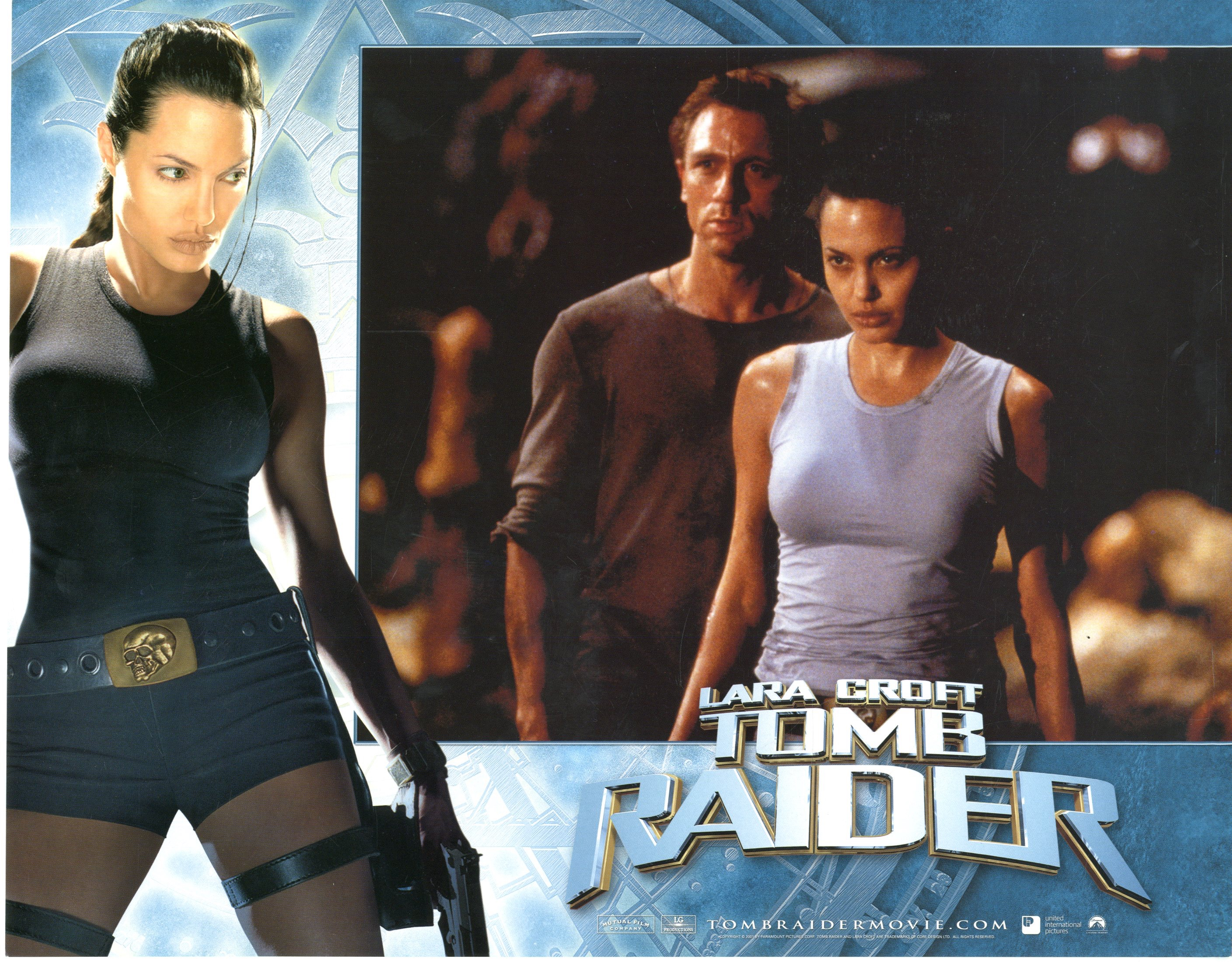 Lara Croft Tomb Raider 2001 Sold Details Four Color Comics