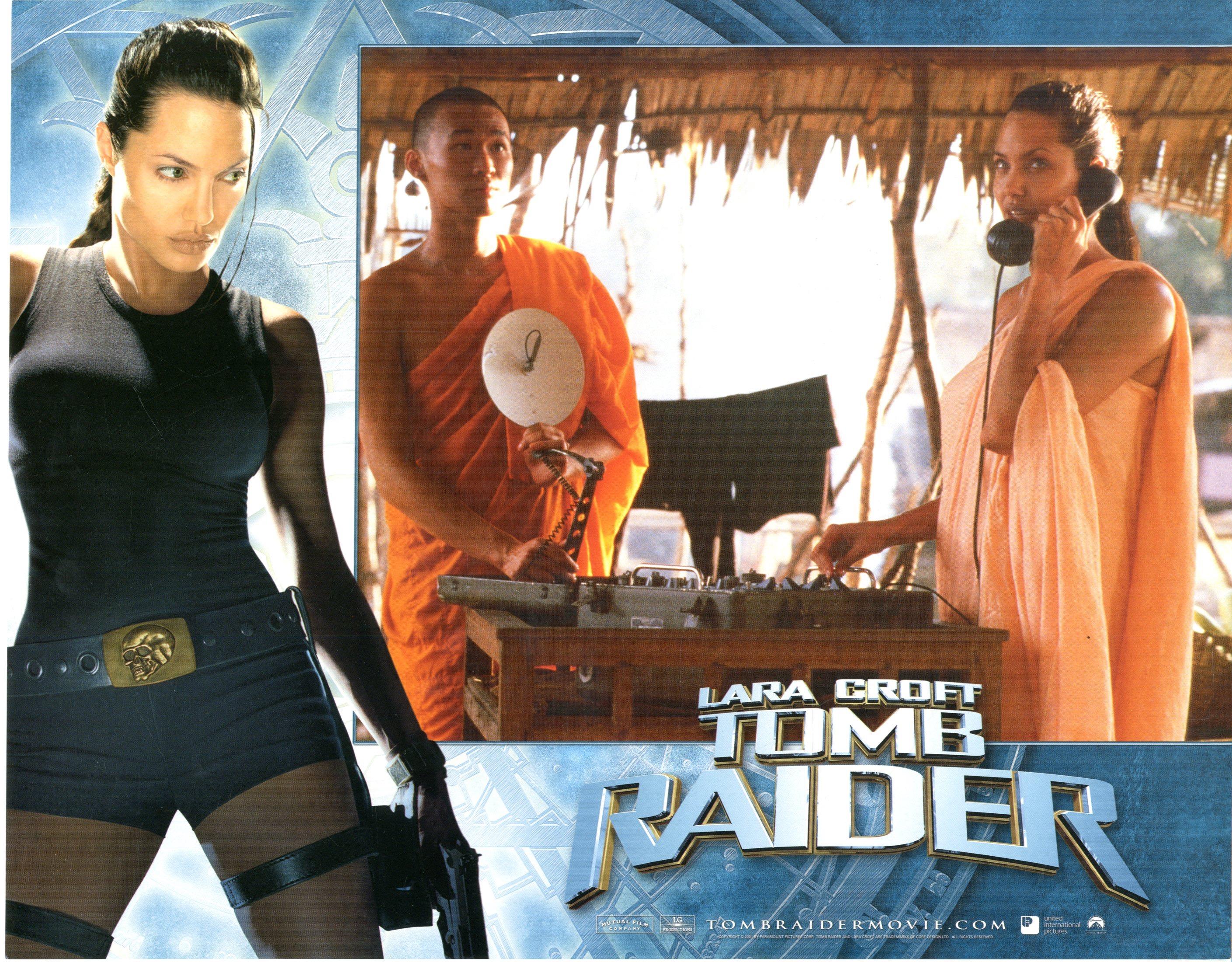 Lara Croft Tomb Raider 2001 Sold Details Four Color Comics