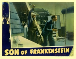 Son Of Frankenstein 1939 - Primary