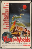 War Of The Worlds R-1956 - Primary
