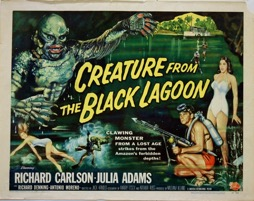 Creature From The Black Lagoon 1954 - Primary