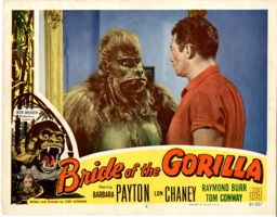 Bride Of The Gorrilla   1951  Lobby Card - Primary