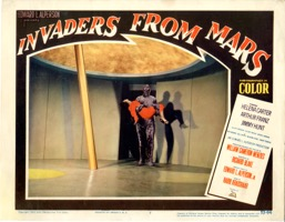Invaders From Mars  1953   Lobby Card - Primary