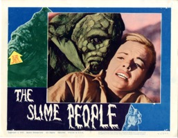 Slime People   Lobby Card Set (7 Cards) - Primary