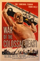 War Of The Colossal Beast 1958 - Primary