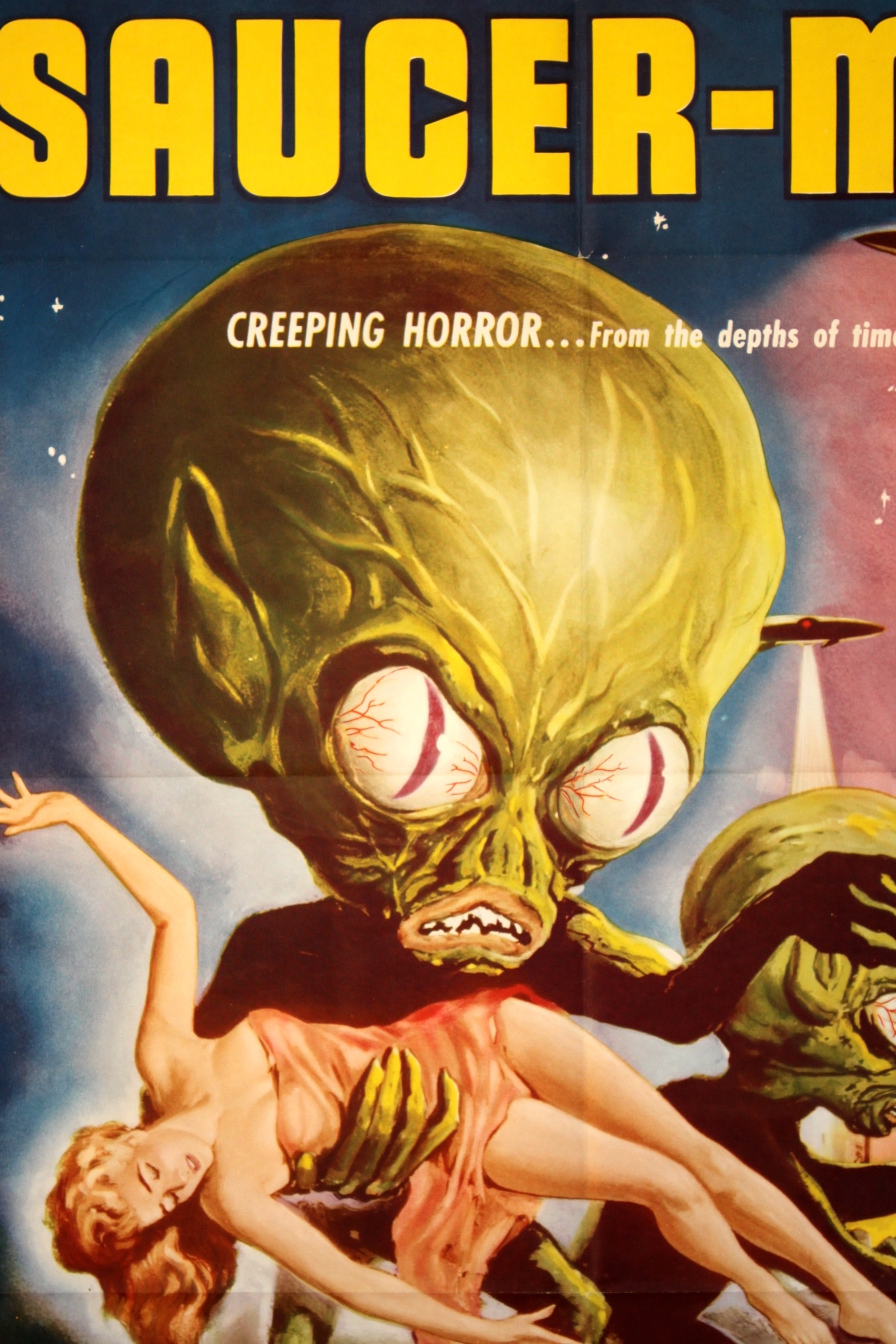 Invasion Of The Saucer-men 1957 - 18046