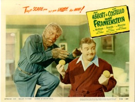 Abbott & Costello Meet Frankenstein  R 1956 - Primary