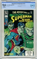 Adventures Of Superman - Primary